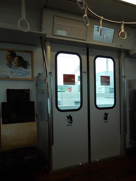 JR九州 305系 内装