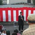 大須大道町人祭(パントマイム7)