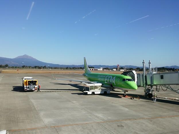 Photos: 鹿児島空港。