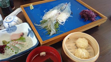 お魚処玄海 in 呼子(1)