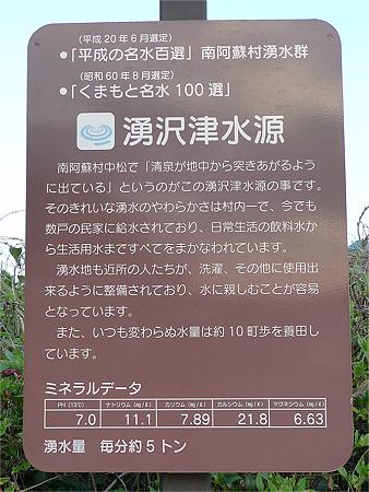 湧沢津水源(1)
