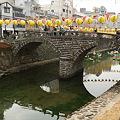 Photos: 長崎ランタンフェスティバル(60)中島川公園会場・眼鏡橋