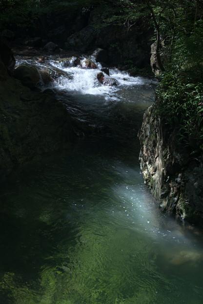 瀬から淵へ1