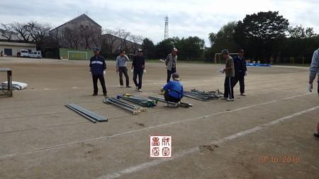 宮代町防災訓練14