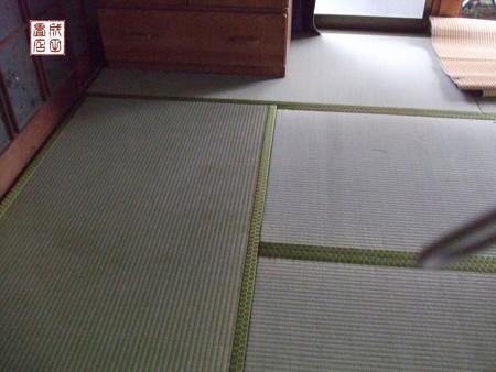 新畳の入れ替え07