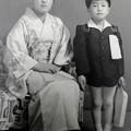 写真: ~半世紀以上前・・確かにそこには母と私が居た・・~