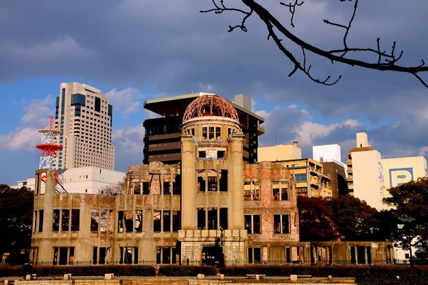 ~Peace Park Atomic Bomb Dome~
