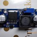 写真: 使用したDCDC電源ユニット