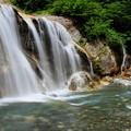 姥ヶ滝(2) 白山スーパー林道
