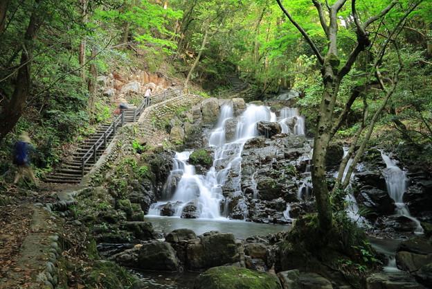 七つ滝(2)