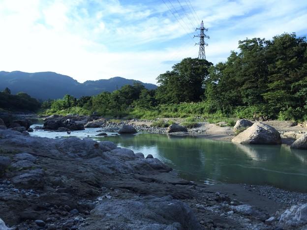 Photos: 手取川