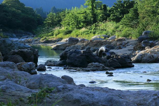 手取川 上流