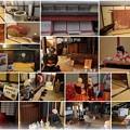 Photos: 金沢湯涌江戸村 旧山川家 案山子