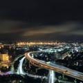 マリンタワーから 横浜の夜景  星のシャワー☆彡