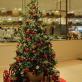 Photos: ホテルのクリスマスツリー