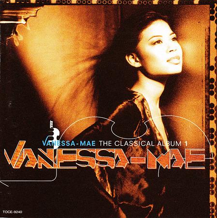 Vanessa-Mae The Classical Album 1