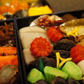 Photos: 角山の生麩、子持ち椎茸、海老芋、