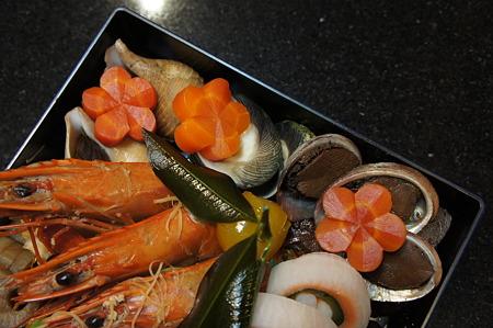 貝の煮もの詰め合わせ