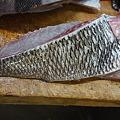Photos: 黒鯛の網目