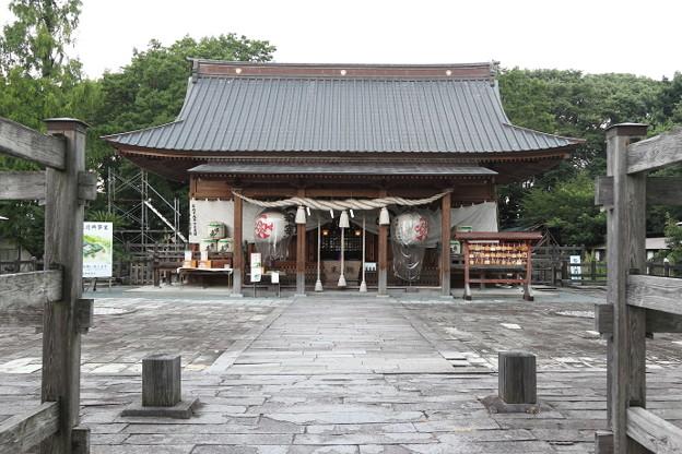 三柱神社(1)
