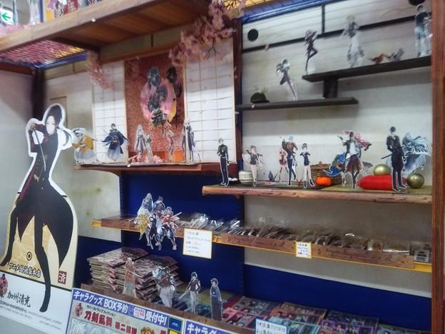 Photos: メイト本店に加州くん♪