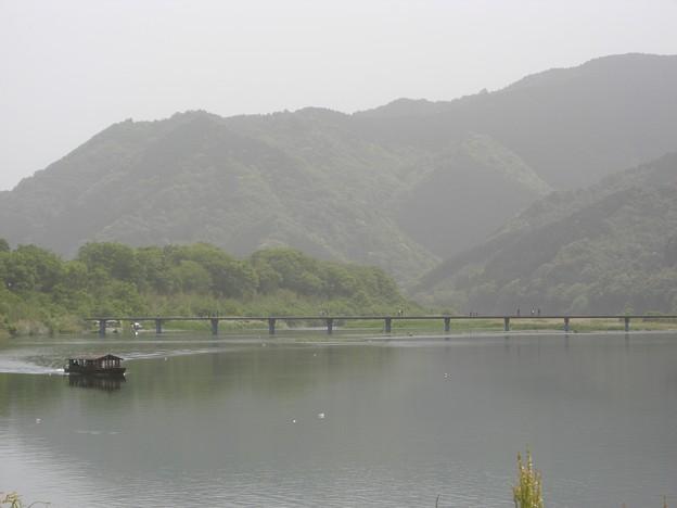 佐田の沈下橋2