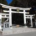 Photos: 三峯神社 鳥居