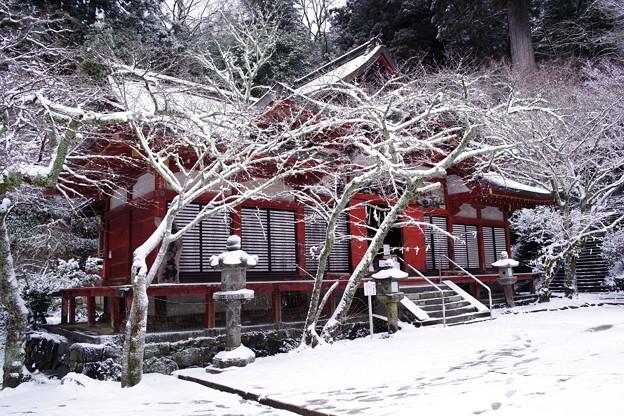 談山神社 総社拝殿