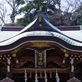 江島神社 拝殿