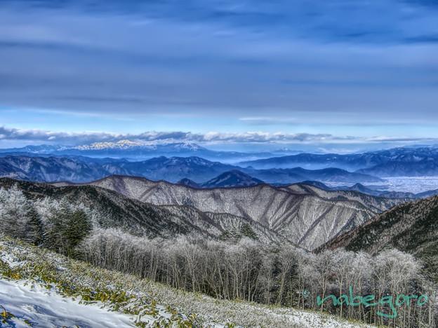 美ヶ原高原からの絶景