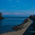 写真: 雨晴海岸again-2
