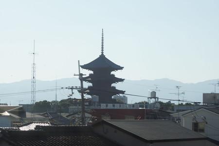 近鉄京都線の車窓0005