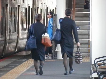 石山駅の写真0009
