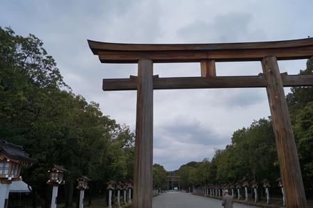 橿原神宮の写真0001