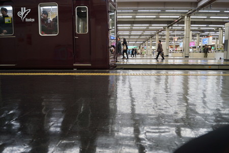 阪急梅田駅の写真0007