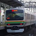 E231系U538編成【快速 宇都宮】  (3)