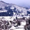 雪の白川郷へ行ってみた