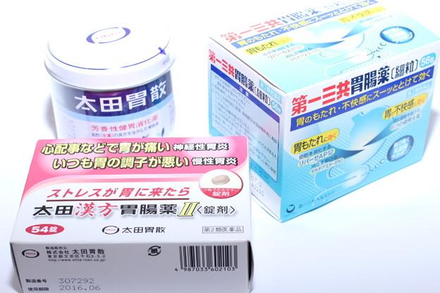Photos: 胃腸薬