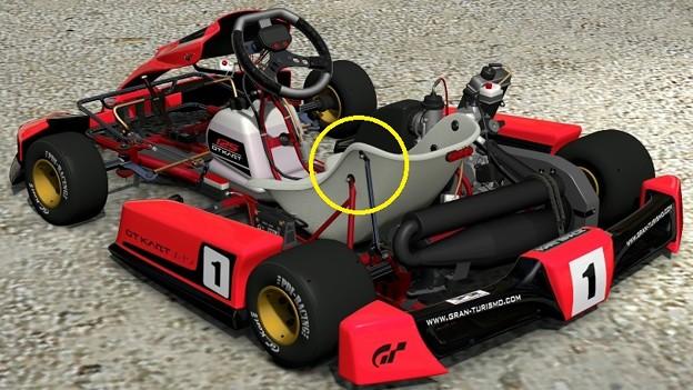 Gran Turismo RACING KART 125 8R