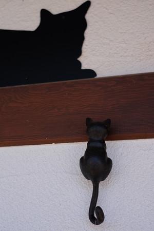 09黒猫フック