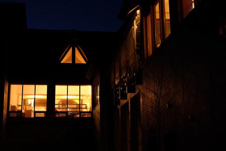 23夜の清泉寮