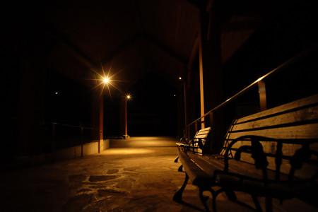 24夜の清泉寮