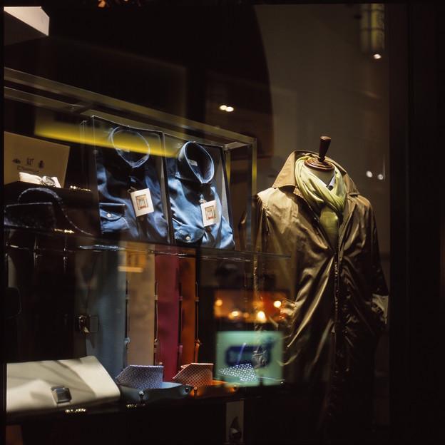 Rolleicord window
