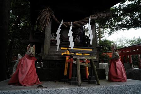 東伏見神社02狐さん-0047