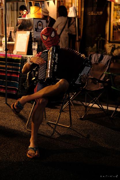 川越祭り_23_スパイダーマン-0282