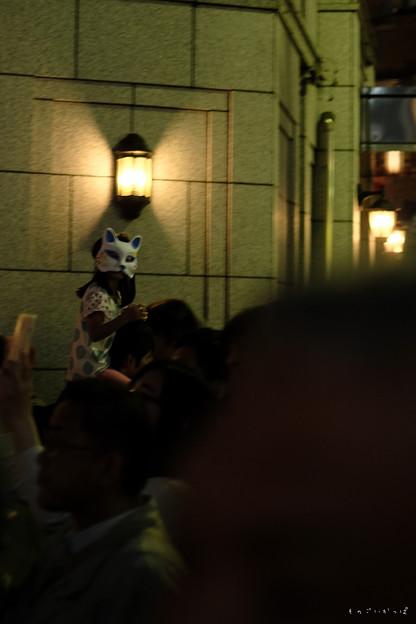 Photos: 川越祭り_09_子狐-0194