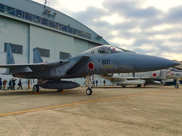 小牧基地航空祭。。岐阜のF-15。。3月15日