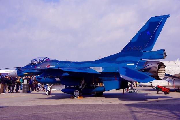 小牧基地航空祭。。三沢からF-2。。3月15日