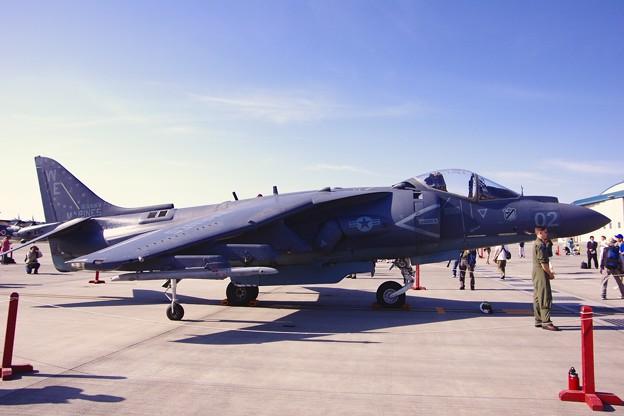 岩国基地 AV-8Bハリアー。。Blackcheaps 5月5日