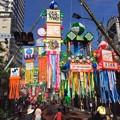 Photos: 朝の平塚へ。。湘南ひらつか七夕まつり1。。20160710